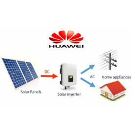 Huawei 2,56kWp OnGrid