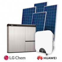 FVE Hybridná Huawei 2,85kW