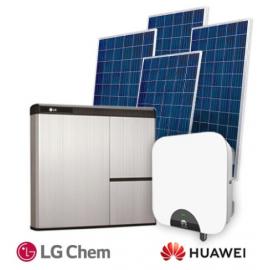 FVE Hybridná Huawei 3,42kW